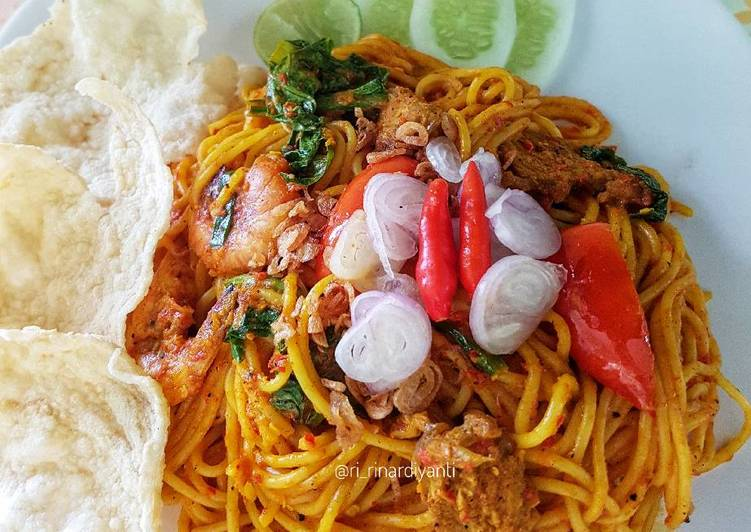 66. Mie Aceh Goreng Spesial