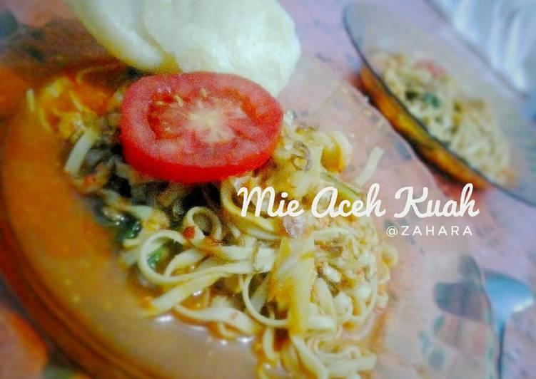 Resep: Mie Aceh Kuah (Praktis) yang menggoyang lidah