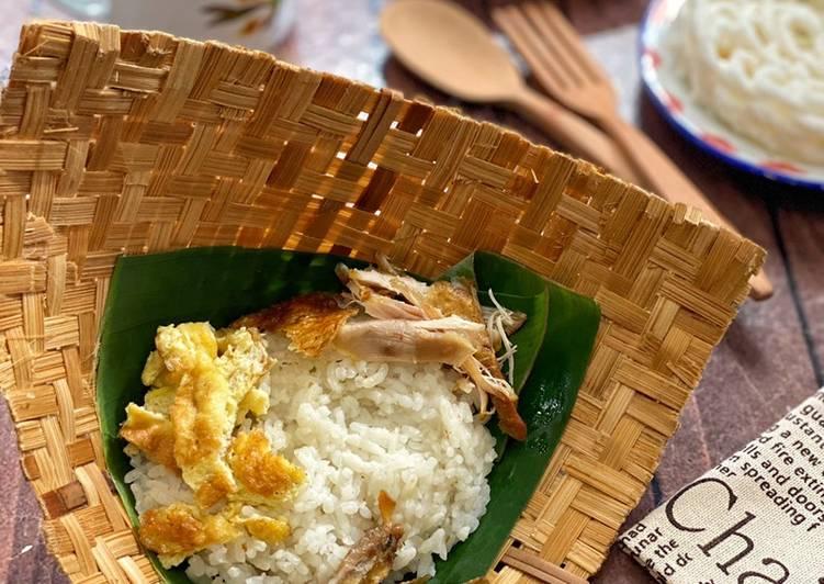 Resep: Nasi Gurih ala Tiger Kitchen sedap