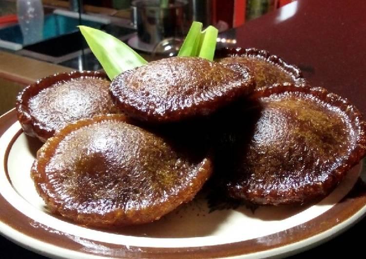 Resep: Kue Cucur / Pinyaram (khas minang)