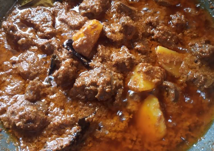 Cara memasak 24. Rendang Daging yang bikin ketagihan