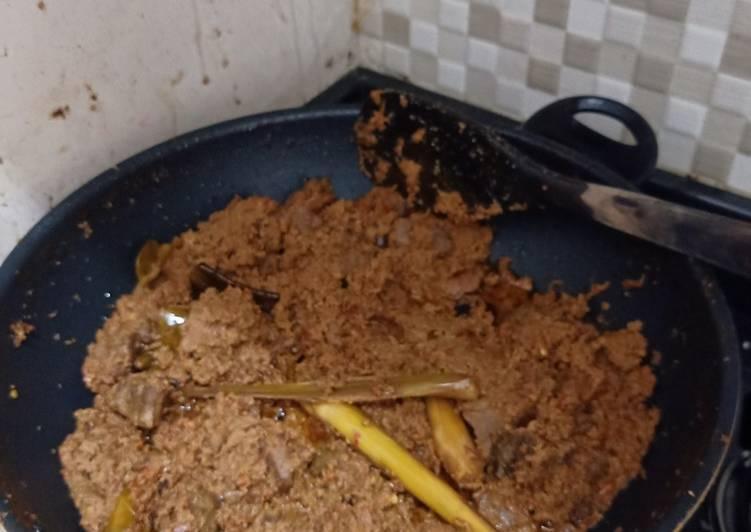 Resep memasak Rendang padang yang bikin ketagihan