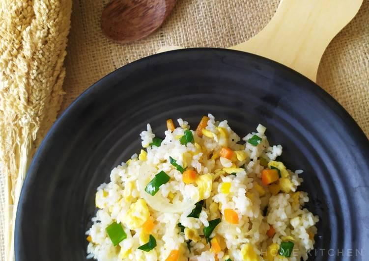 Nasi Goreng Mentega / Nasi Goreng Original