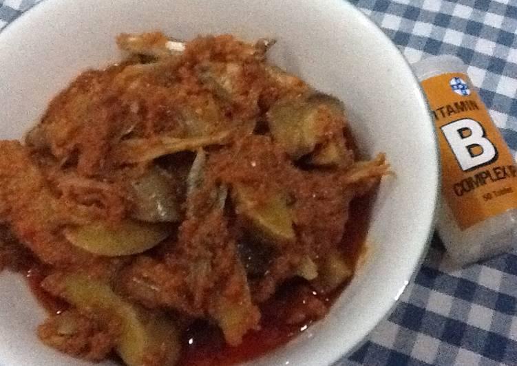 Resep: Sambalado Tanak (dengan bahan2 lebih simple) ala resto