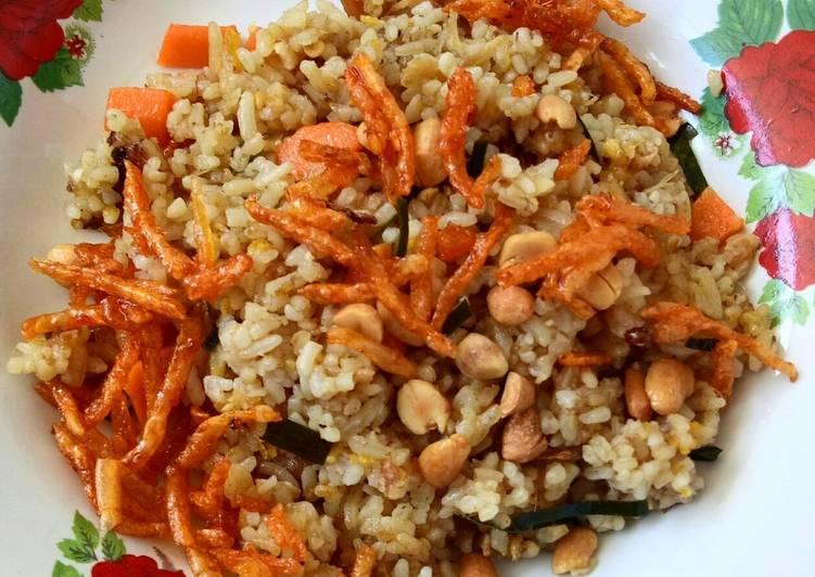 Resep: Nasi Goreng Daun Jeruk yang bikin ketagihan