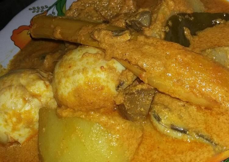 Cara Mudah memasak Sambalado tanak (khas padang Panjang) enak