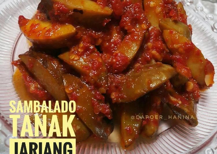 Sambal Tanak Jariang