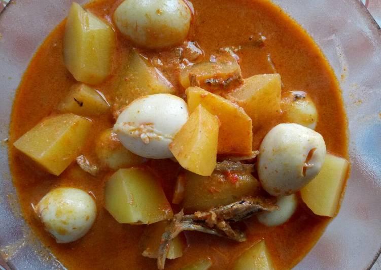 Cara Mudah membuat Sambalado tanak mudah dan gampang lezat
