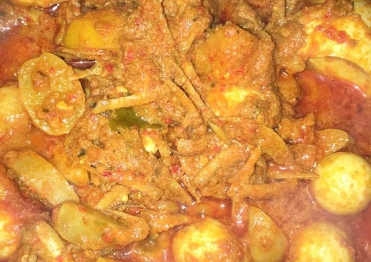 Samba lado tanak by riri kitchen