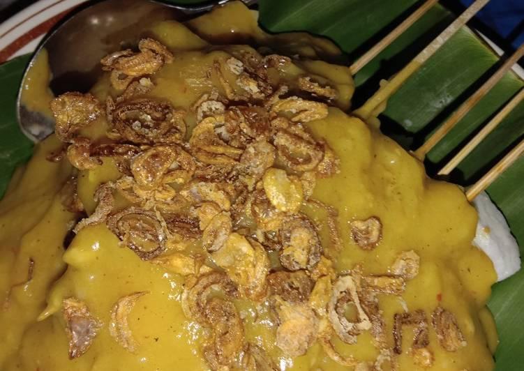 Resep sate Padang termantul