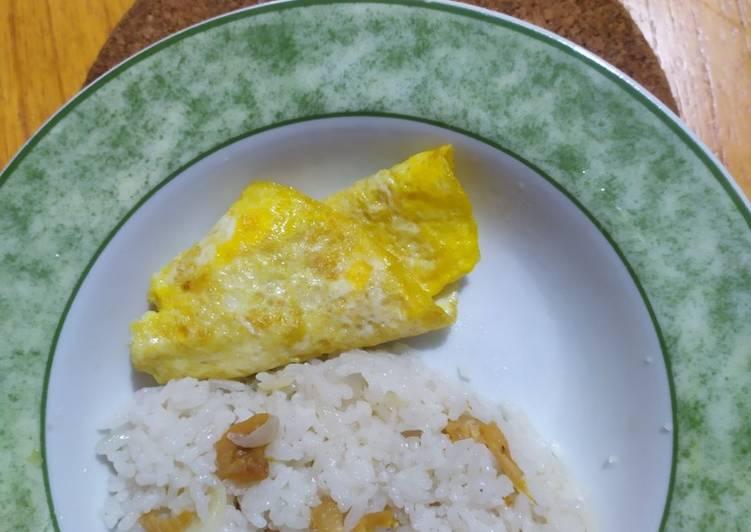 Resep: Nasi Liwet Ebi yang menggugah selera