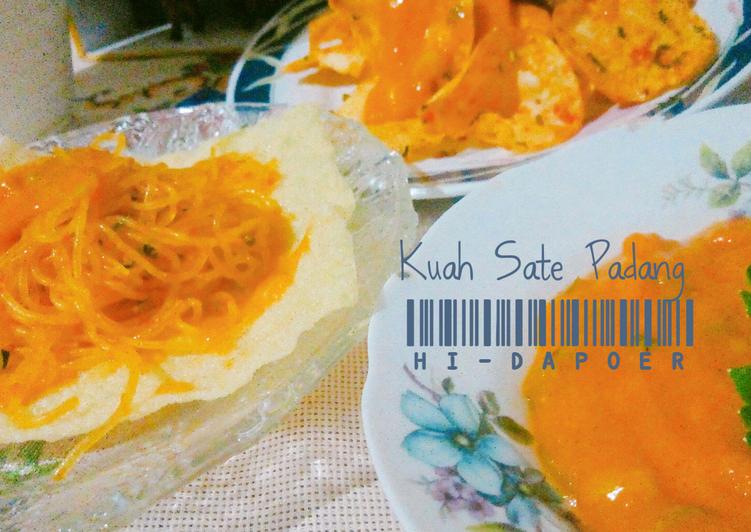 Kuah Sate Padang