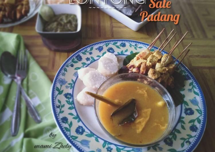 Lontong Sate Padang