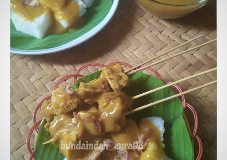 Sate Padang (Ayam)