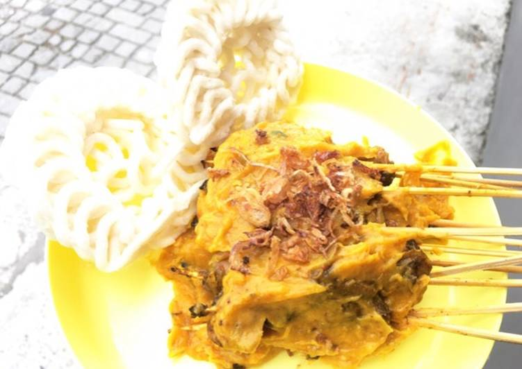 Resep: Sate Padang ala resto
