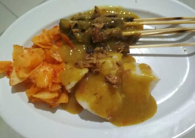 Resep: Sate padang ala rawid kitchen istimewa