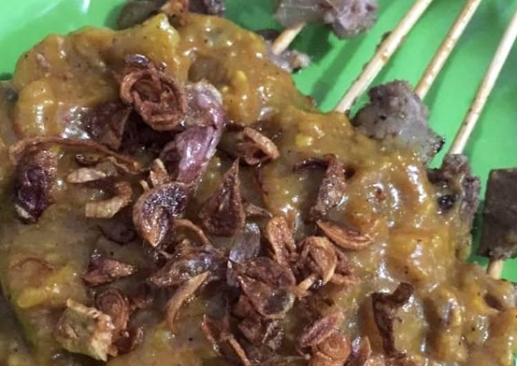 Resep membuat Sate Padang yang menggugah selera