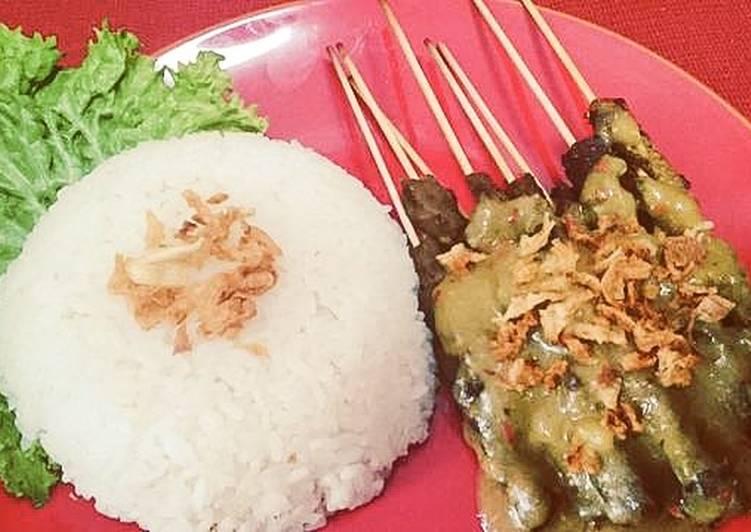 Sate Padang Daging Sapi