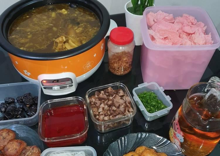 Cara memasak Soto padang lezat