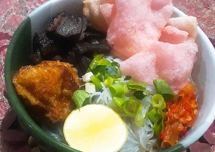 Resep memasak Soto Padang yang menggoyang lidah