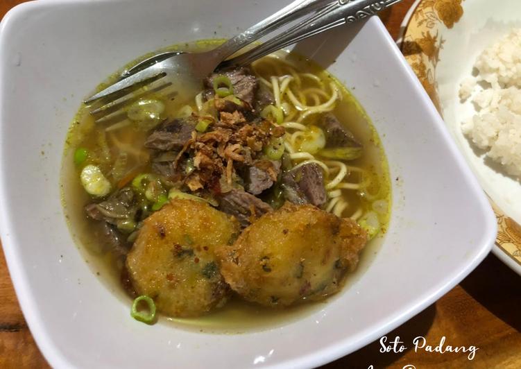 Resep memasak Soto Padang yang bikin ketagihan