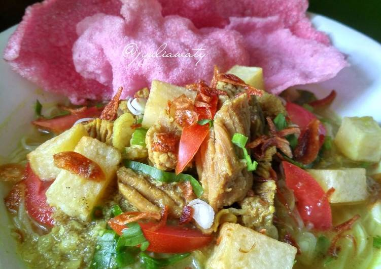 Resep: Soto Padang #PR_recookrancakbana ala resto