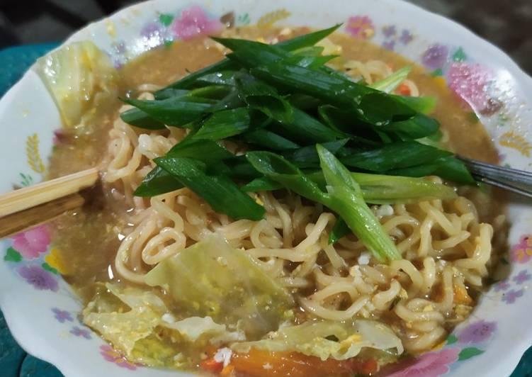 Resep mengolah Indomie soto padang endess yang bikin ketagihan