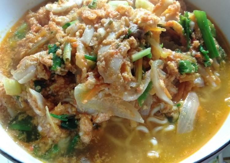 Resep: Kreasi indomie rasa soto Padang yang menggoyang lidah