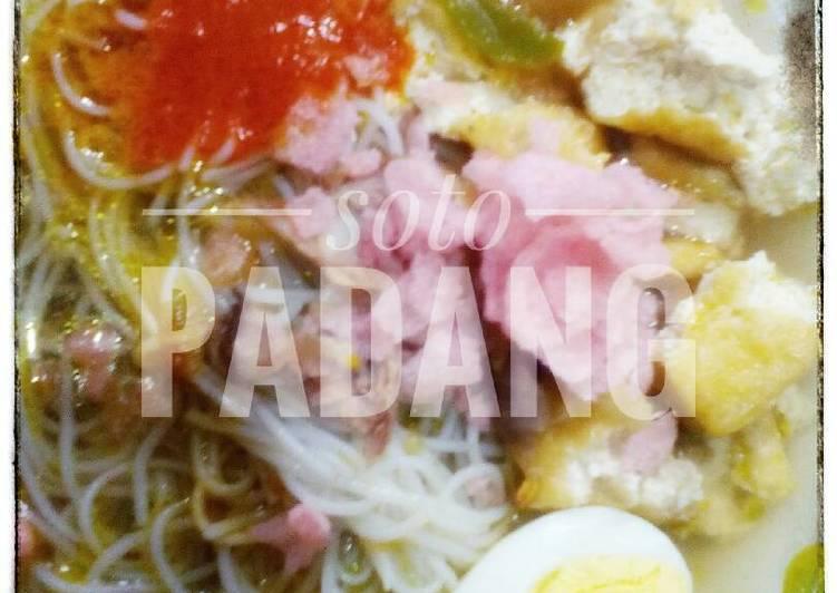 Cara memasak Soto Padang yang menggoyang lidah