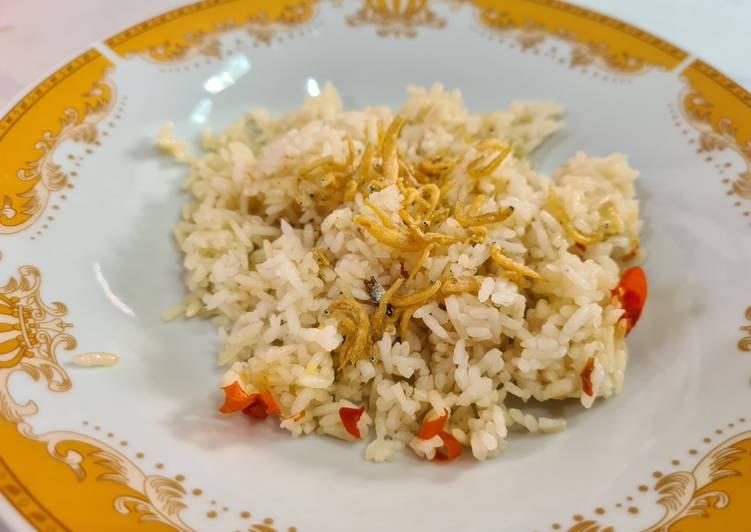 Resep membuat Nasi Liwet magic com yang menggugah selera