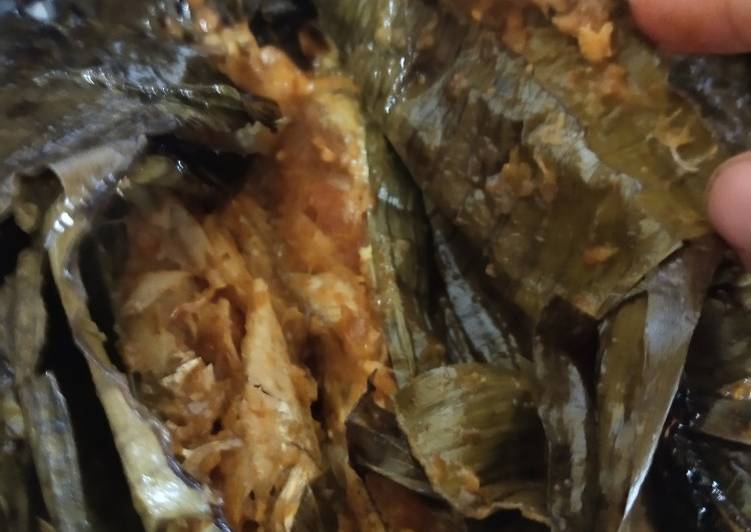 Resep memasak Pepes tempoyak yang menggugah selera