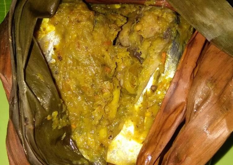 Resep: Pepes tempoyak ikan patin yang menggugah selera