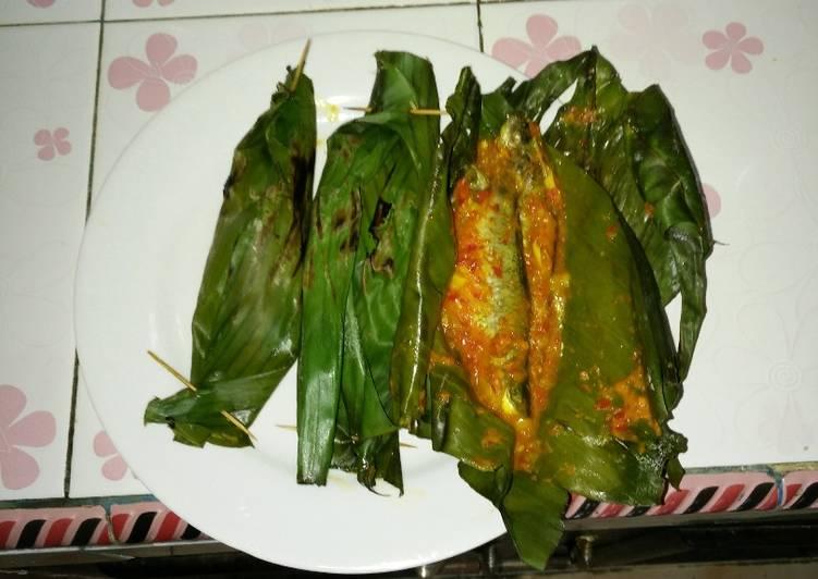 Resep: Pepes ikan lezat