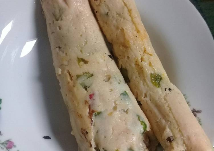 Cara Mudah memasak Pepes udang galah yang menggugah selera