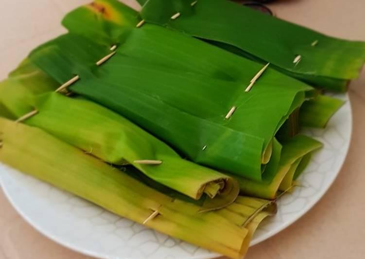 Resep: Pepes udang (Aceh) lezat