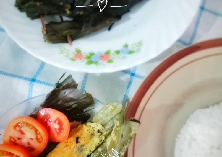 Cara Mudah memasak Brengkes pindang bumbu rujak ala resto