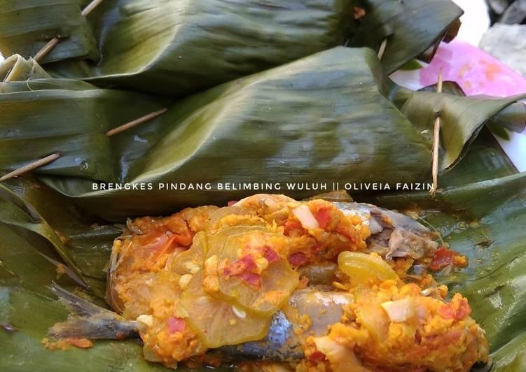 Resep: 365) Brengkes Pindang Belimbing Wuluh ala resto