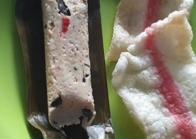 Cara memasak Pepes Tahu / Brengkes Tahu yang bikin ketagihan