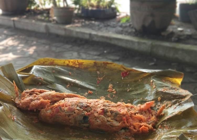 Brengkes Jangkang (Anak kepiting)