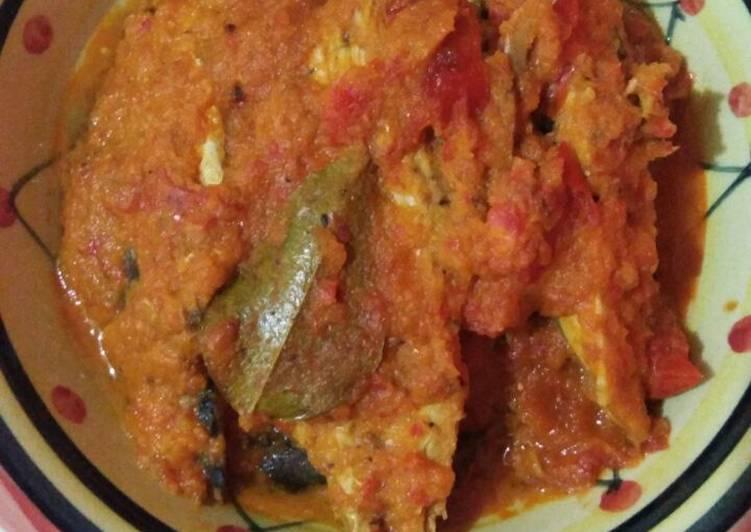Resep memasak Brengkes pindang tanpa dibungkus yang bikin ketagihan
