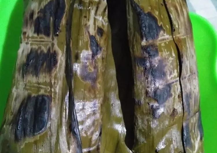 Resep: Brengkes ikan kembung enak