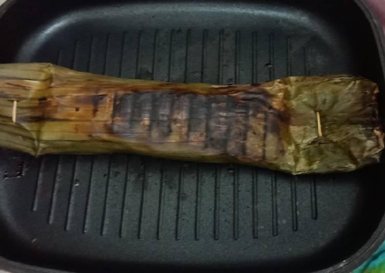 Resep: Brengkes ikan nila pedas sedap
