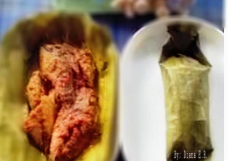 Resep: Jukok Paes (Brengkes ikan) ala Situbondo istimewa
