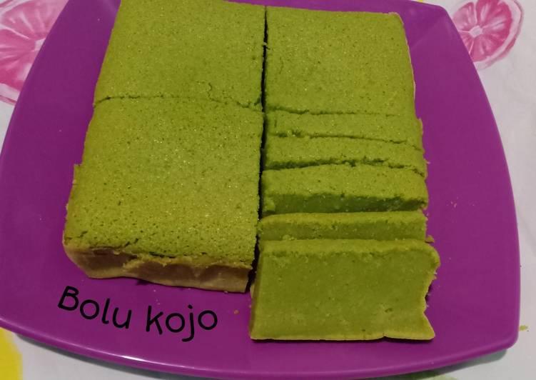 Cara memasak Bolu koja khas palembang istimewa