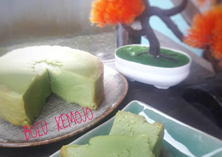 Bolu kemojo khas Riau