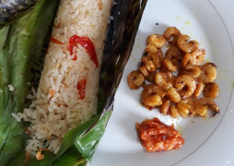 Resep: Nasi Liwet Rice Cooker yang bikin ketagihan