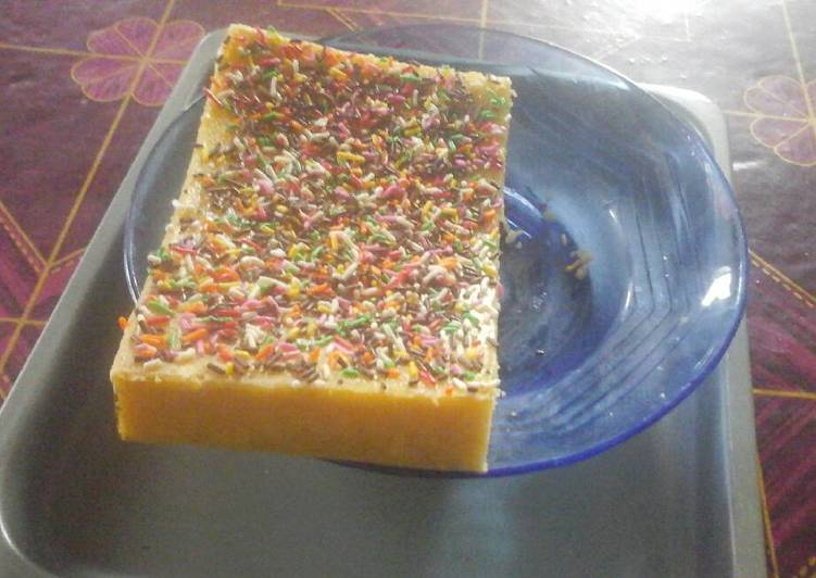 Resep mengolah Bolu kemojo khas Riau lezat