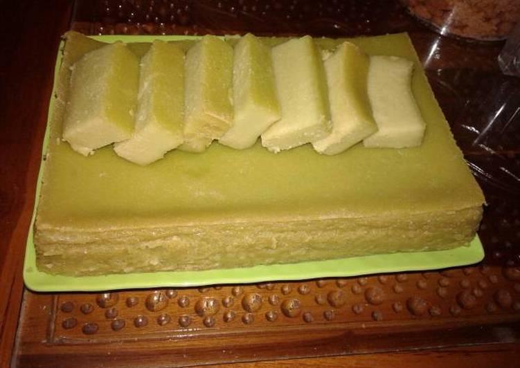 Cara memasak Bolu kojo yang menggugah selera