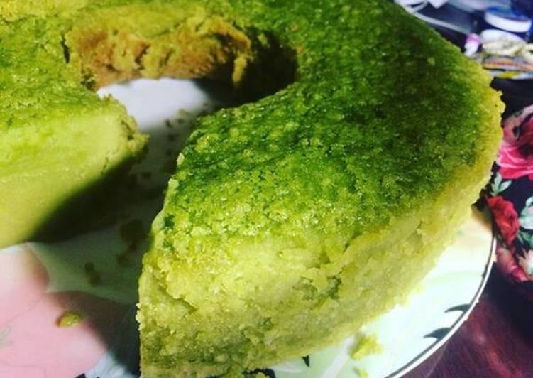 Cara membuat Resep bolu kojo/kujo lezat