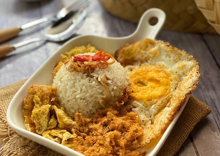Resep: Nasi Gurih ala Tiger Kitchen yang menggoyang lidah